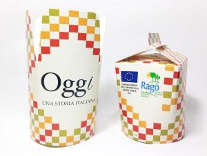 Box alimentare in Carta e Mater-bi compostabile e biodegradabile al 100%