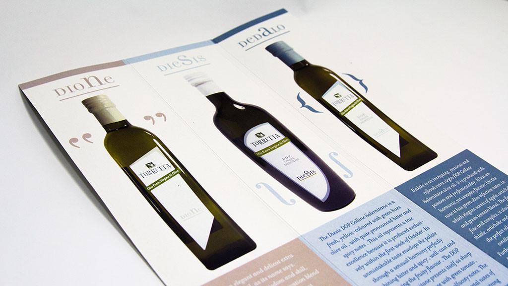 Olio Torretta brochure