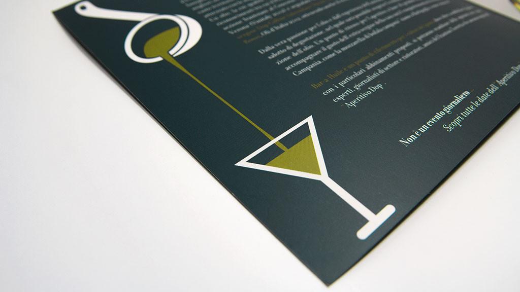Olio Torretta brochure aperitivo