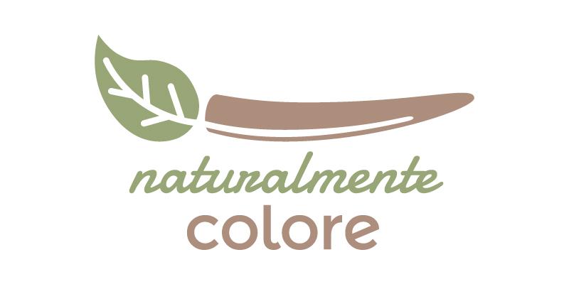 Naturalmente Colore dopo rebrand logo