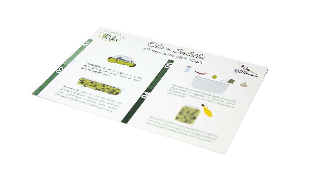 alma seges cartolina olive