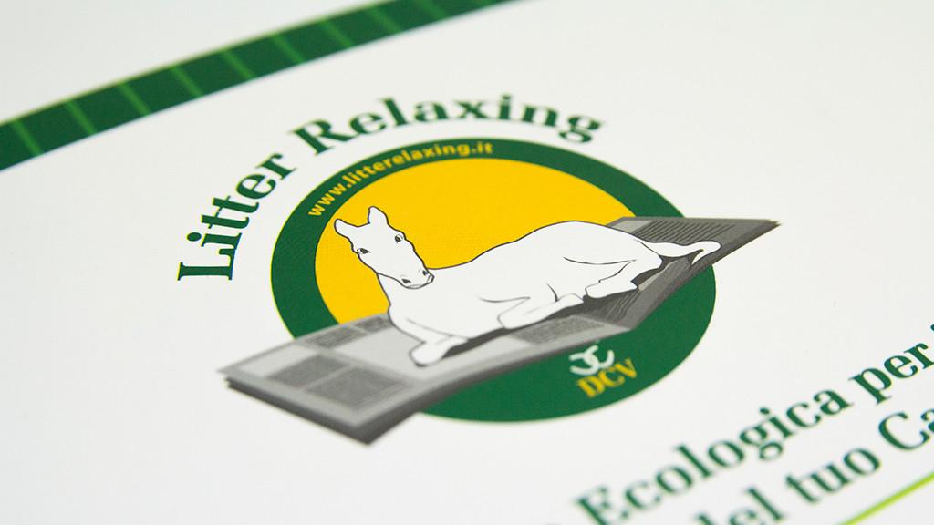 litter relaxing depliant