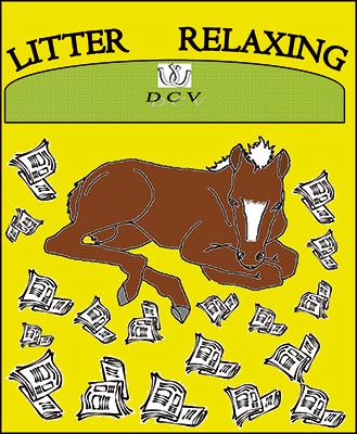 Litter Relaxing prima