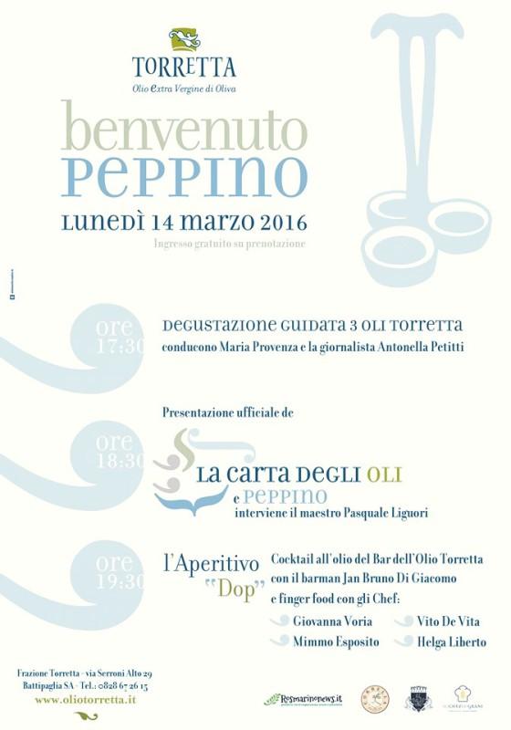 Olio Torretta presenta Peppino e la Carta degli Oli